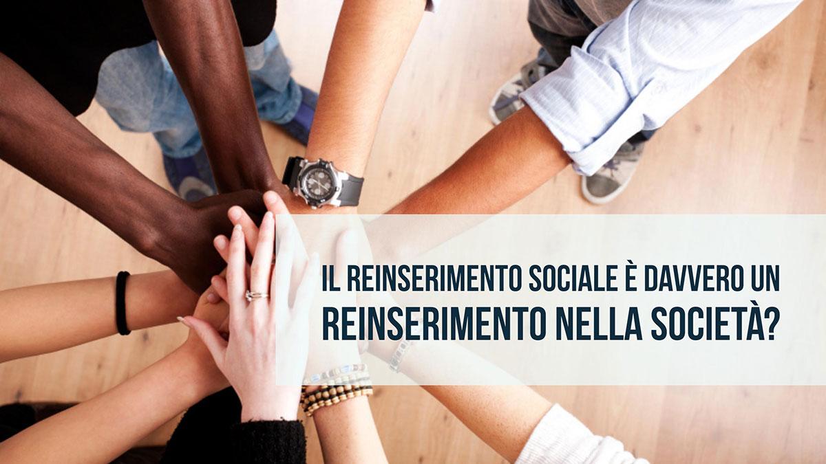 reinserimento sociale