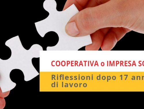 Cooperativa o impresa sociale