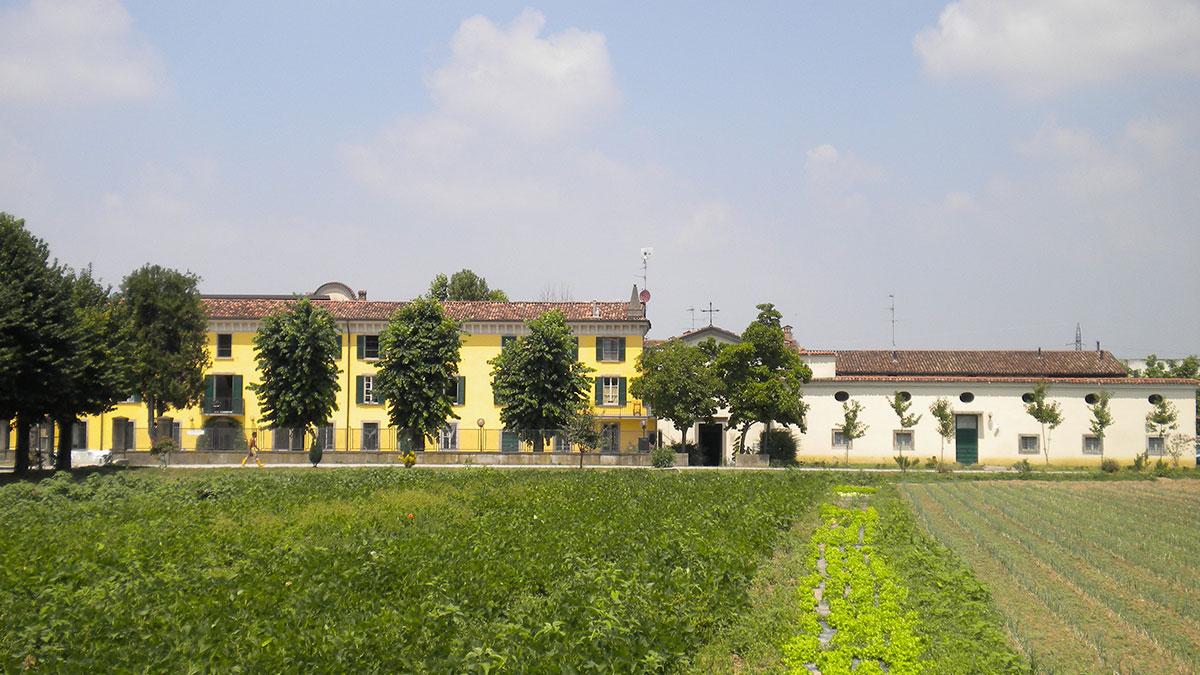 Panorama Gasparina, servizi per le dipendenze